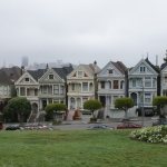 Painted Ladies in the Alamo Square