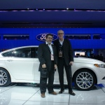 In Detroit in January of last year, I was able to talk to Jay Mays, Ford Global Design Chief about the freshly launched Fusion