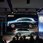 The new Acura MDX concept