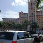 The famous Biltmore Hotel in Coral Gables
