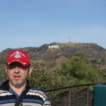 The best view of the Hollywood Mountain is from the Grifffith Observatory