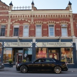 British style shopping is possible in the small, loyalist town of Port Perry