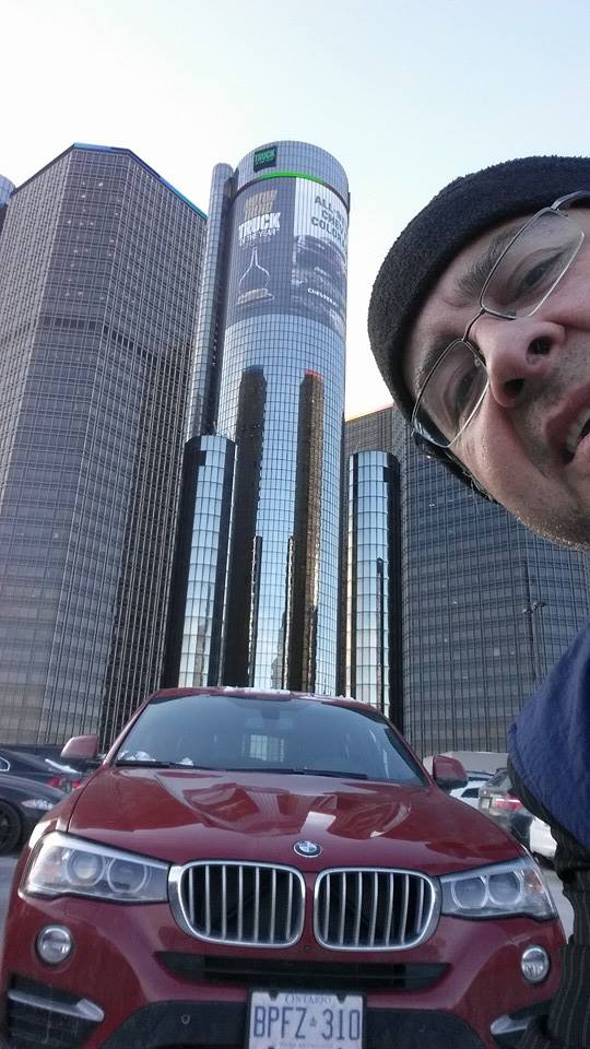 Good bye to Detroit after a very busy, two-day media rally in the North American International Auto Show.