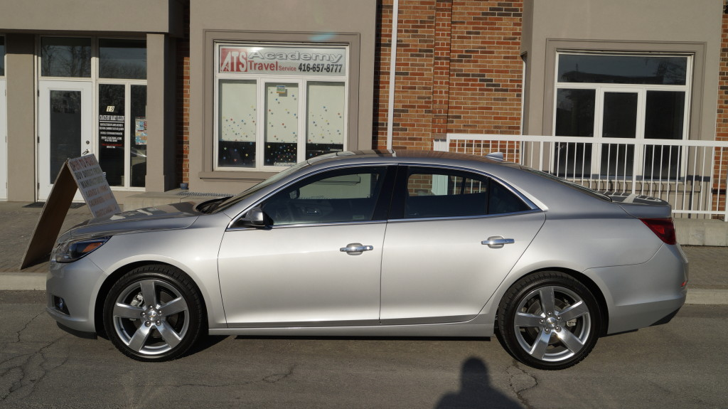 "The Malibu has a beautiful and ""clean"" design that does not alienate the average buyer."