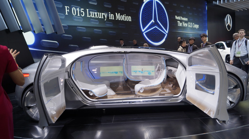 NAIAS 2015. Luxury in Motion