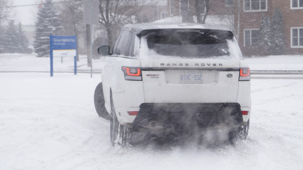 What would be a better alternative the the Range Rover in South Ontarian winter.