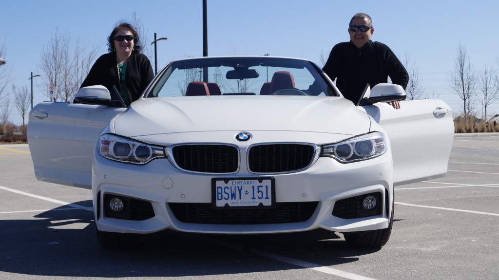 2015 BMW 435i xDrive Convertible