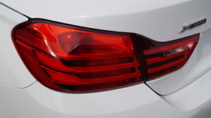 elegant, yet simple design of the rear light units