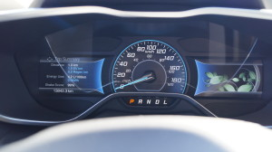 Ford's configurable dashboard is customized for hydrid vehicles and used accross several Ford and Lincoln models